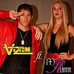 Vizion Over This Line (Feat. Malissa Alanna) - Single