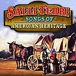 Salli Terri Songs Of American Heritage