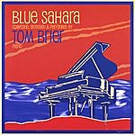 Tom Brier Blue Sahara