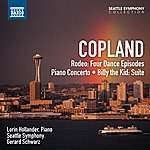 Gerard Schwarz Copland: Rodeo - Piano Concerto - Billy The Kid