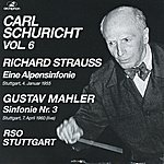 Carl Schuricht Strauss: Eine Alpensinfonie - Mahler: Symphony No. 3 (1955, 1960)