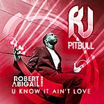 RJ U Know It Ain't Love Robert Abigail Remix (Featuring Pitbull)