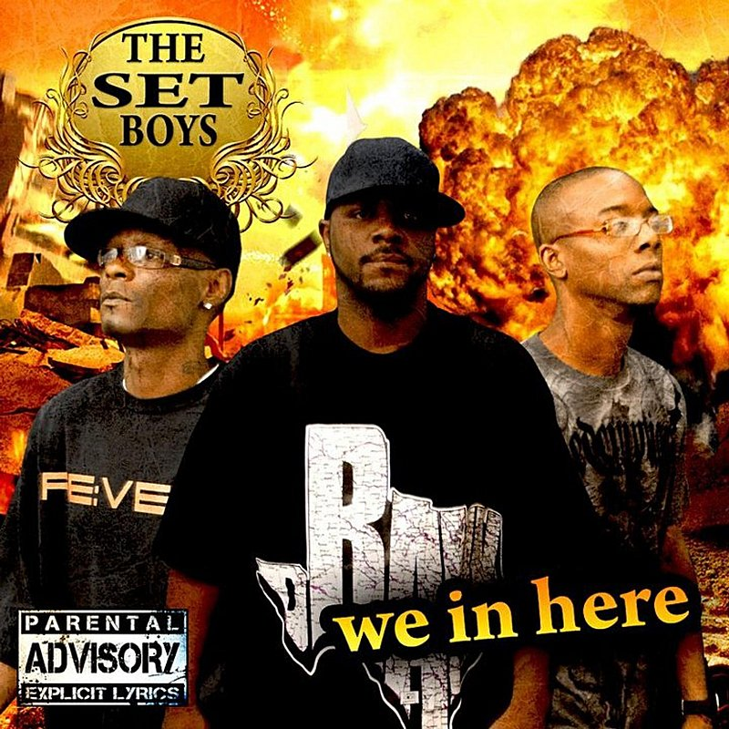 The Set Boys-We In Here EP