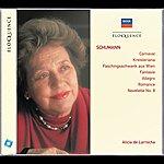 Alicia De Larrocha Schumann: Carnaval; Kreisleriana; Faschingsswank Aus Wien Etc