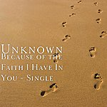 Unknown Because Of The Faith I Have In You - Single
