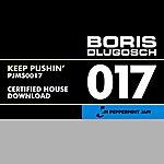 Boris D'Lugosch Keep Pushin' - Single