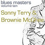 Sonny Terry & Brownie McGhee Blues Masters-Sonny Terry & Brownie Mcghee-Vol. 10