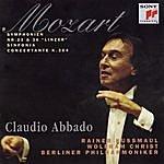 Claudio Abbado Mozart: Sinfonia Concertante