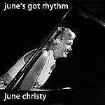 June Christy June's Got Rhythm