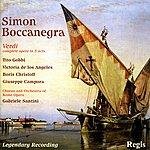 Victoria De Los Angeles Verdi: Simon Boccanegra