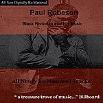 Paul Robeson Black Historian