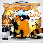 DJ Assault All Over The Place (Lp)