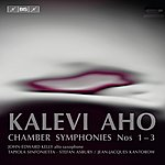 Jean-Jacques Kantorow Aho: Chamber Symphonies Nos. 1-3