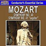 "Libor Pesek Mozart: Symphony No. 40 - Symphony No. 41 ""Jupiter"""