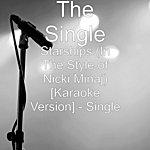 Single Starships (In The Style Of Nicki Minaj) [Karaoke Version] - Single