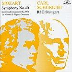 Carl Schuricht Carl Schuricht Conducts Mozart (1952-1962)