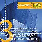 Los Angeles Philharmonic Orchestra Brahms: Symphony No.4 (Dg Concerts – Live From The Walt Disney Concert Hall/2010-2011)
