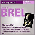 Jacques Brel Jacques Brel Live (Olympia 1961)