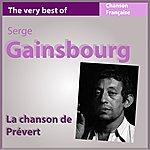 Serge Gainsbourg La Chanson De Prévert (The Very Best Of Serge Gainsbourg)