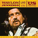 Waylon Jennings Live At The Us Festival, 1983