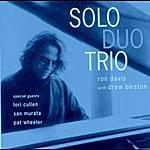 Ron Davis Solo Duo Trio