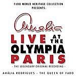Amália Rodrigues Amália, Live At The Olympia Paris