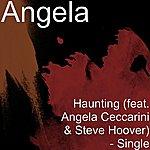 Angela Haunting (Feat. Angela Ceccarini & Steve Hoover) - Single