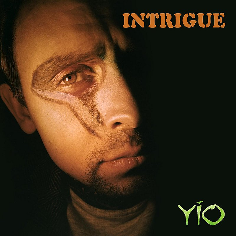 Cover Art: Intrigue
