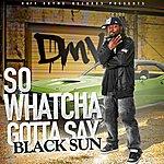 Black Sun So Whatcha Gotta Say (The DMV Anthem) - Single