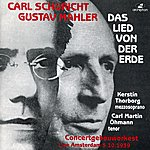 Carl Schuricht Mahler: Das Lied Von Der Erde (Song Of The Earth) (1939)