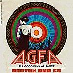 All Good Funk Alliance Rhythm & Fx Ep