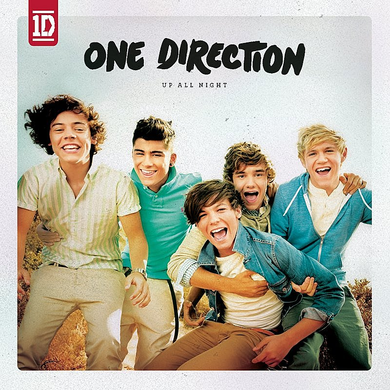 Cover Art: Up All Night