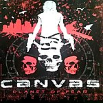 Canvas Planet Of Fear - Ep