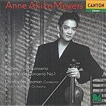 Anne Akiko Meyers Barber: Violin Concerto - Bruch: Violin Concerto No. 1