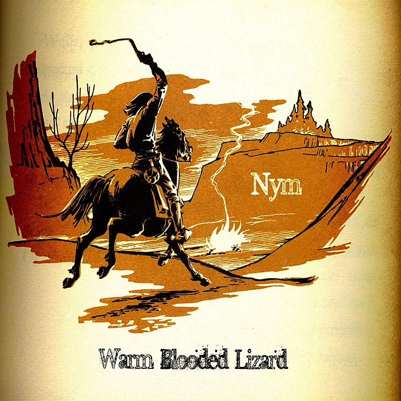 Cover Art: Warm Blooded Lizard