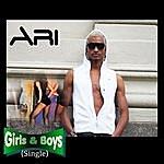 ARI Girls & Boys - Single