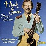 Hank Snow Plays Guitar