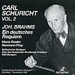 Carl Schuricht Brahms: Ein Deutsches Requiem (1959)