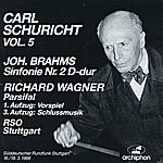 Carl Schuricht Brahms: Symphony No. 2 - Wagner: Excerpts From Parsifal (1966)