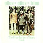 Giles, Giles & Fripp The Brondesbury Tapes (1968)
