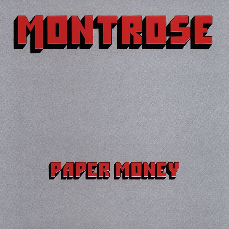 Cover Art: Paper Money