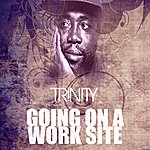 Trinity Going On A Work Site