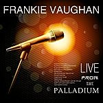 Frankie Vaughan Live From The Palladium
