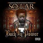 Solar Back In Power Mixtape