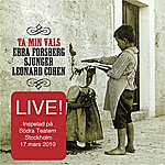 Ebba Forsberg Ta Min Vals/Live – Ebba Sjunger Cohen