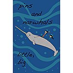 The Little Big Band Pins And Narwhals