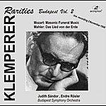 Otto Klemperer Klemperer Rarities: Budapest, Vol. 2 (1948)