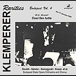 Otto Klemperer Klemperer Rarities: Budapest, Vol. 4 (1950)