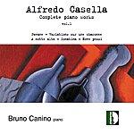 Bruno Canino Casella: Opera Per Pianoforte, Vol. 1