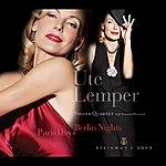 Ute Lemper Paris Days, Berlin Nights